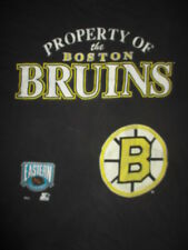 Vintage Starter Property of BOSTON BRUINS Eastern Conference (2XL) T-Shirt