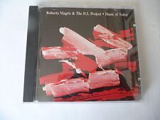 "ROBERTO MAGRIS&THE D.J PROJECT""MUSIC OF TODAY- CD SPLASH 1991-VERY RARE"