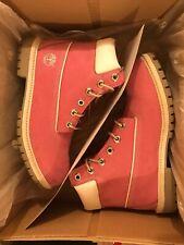 Timberland Pink Vintage Size 6