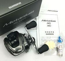 Shimano 20 Metanium HG From Japan Left handle