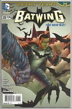 Batwing : DC Comic book #25 : The New 52 Collection