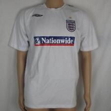 Camisetas de fútbol de selecciones nacionales de manga corta para hombres Umbro