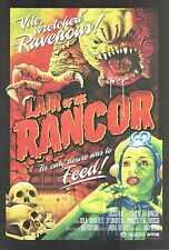 "STAR WARS ""LAIR OF THE RANCOR"" Spoof Large Color 11"" x 16"" Book Poster Print"