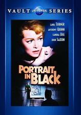 Portrait in Black 1960 (DVD) Lana Turner, Anthony Quinn, Sandra Dee - New!