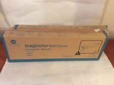 New ! Genuine Konica Minolta Magicolor 8600 8650 Black toner Cartridge A0DE03K