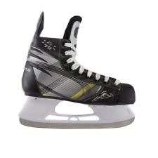 New Flite Chaos C-75 Sr mens skates men's size Us 15 Ee black ice hockey skate
