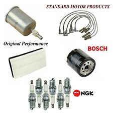 Tune Up Kit Filters Wire Spark Plugs For PONTIAC FIREBIRD V6 3.4L 1993-1995