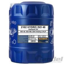20L Kanister Hydrauliköl HLP 46 Hydraulikflüssigkeit DIN 51524 HLP46
