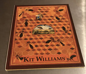 The Bee on the Comb by Kit Williams (Hardback, 1984)