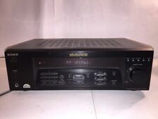 Sony STR-DE185 2-Channel 100W/CH Audio Video Stereo AM/FM Receiver