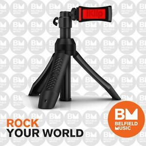 IK Multimedia iKlip Grip Pro SmartPhone/Camera Stand w/ Bluetooth Remote