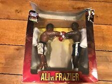 Muhammad Ali VS. Joe Frazier 98 Timeless Legends Starting Lineup Fully Poseable