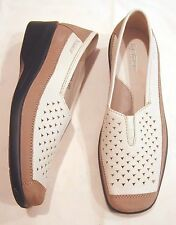 Hotter Women's 100% Leather Wedge Low Heel (0.5-1.5 in.) Shoes
