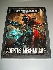 Warhammer 40K ADEPTUS MECHANICUS CODEX!! 8th Edition Brand New HC!!