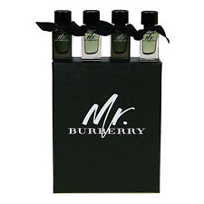 Mr Burberry by Burberry 4x 5ml Miniature Gift Set for Men (20ml)
