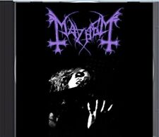 """MAYHEM """"Out From the Dark"""" Rehearsal with Dead"""