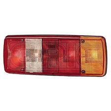 Luz trasera de combinación: Lámpara De Cola-Lado Izquierdo | Hella 2SK 003 567-331
