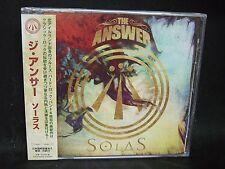 THE ANSWER Solas + 3 JAPAN CD Thin Lizzy Led Zeppelin AC/DC IRISH HARD ROCK !