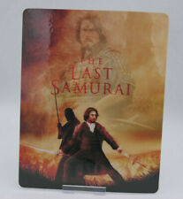 THE LAST SAMURAI - Glossy Bluray Steelbook Magnet Cover (NOT LENTICULAR)