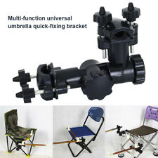 Universal Umbrella Stand Holder Bracket Fishing Chair Adjustable Mount Rotating