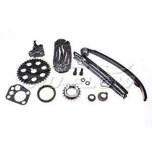 Tru-Flow Timing Chain Kit TCK108G fits Nissan Pintara 2.4 i (U12)