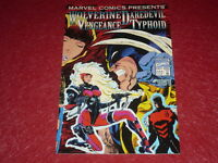 [Comics Marvel Comics USA] Presents #151 - 1994 Wolverine Daredevil