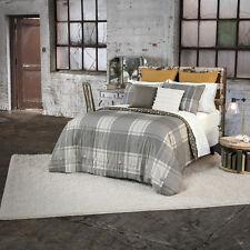 LADY ANTEBELLUM Heartland AMERICAN HONEY Grey PLAID/FLORAL TWIN Comforter & Sham