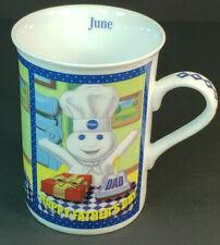 Pillsbury Doughboy June Father's Day Gift Collector Mug Danbury Mint