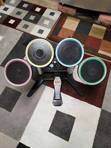 Xbox 360 Rock Band 2 Wireless Drum Set Harmonix (XBDMS2)