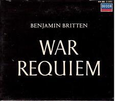 Britten: War Requiem / Britten, London Symphony - CD Decca