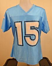 Reebok Denver Broncos Jersey #15 Brandon Marshall Women's Small Powder Blue
