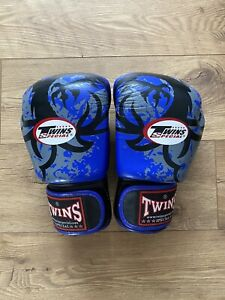 Twins Boxing Gloves 10oz 12oz 14oz 16oz Muay Thai Kickboxing Sparring Gloves