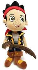 Captain Jake and the Neverland Pirates Disney Store Stuffed Toy 12""