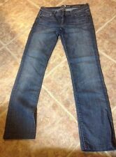 7 For All Mankind jeans size 27 - Straight Leg Dark Wash.