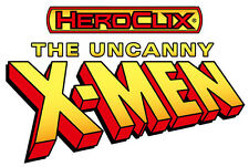 HEROCLIX UNCANNY X-MAN Magneto 029 Juggernaut 030 (Brotherhood of Mutants)