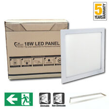 300x300 LED Panel Dimmable, Emergency & Surface Mounted ?Warm ?Cool ?Daylight