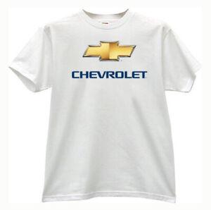 CHEVROLET Chevy Car Company T-shirt