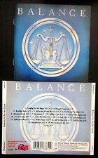 BALANCE 2 in 1 RARE CD In For The Count Breaking Away Falling In Love 19 Tracks