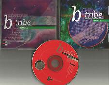 B TRIBE Nanita w/ 2 RARE EDITS & SPANISH VERSIONS PROMO DJ CD Single Btribe 1995