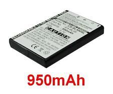 Batterie 950mAh für Sharp Zaurus SL-5000, SL-5000D, SL-5500, SL-C700, C750