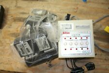 SET OF 5 Gilian Personal Low Flow Air Sampler, LFS-113DC W/ Charger