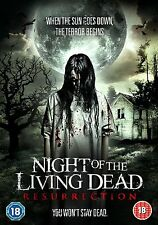 Night of the Living Dead: Resurrection 2013 Brand new and sealed