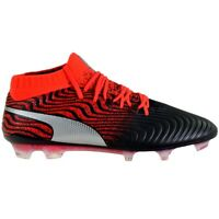 Chaussures de football Puma One 18.1 Syn Fg 104869 01 noir multicolore