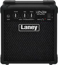 """Amplificatore combo per BASSO ELETTRICO LANEY LX10B Potenza 10 watt RMS 1x5"""""""