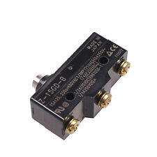 Short Push Plunger Normally Open/Close Basic Limit Switch, Z-15GD-B
