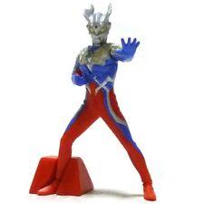 ULTRAMAN ZERO Bandai DG Figure Tsuburaya Tokusatsu Hero Mini Toy Gashapon Used