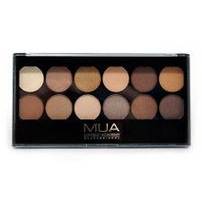 MUA Make up Academy Eyeshadow Palette Heaven & Earth and 12 Shades