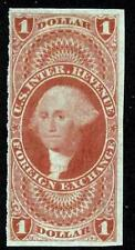 Us Revenue Stamp Scott #R68a, Used, First Issue
