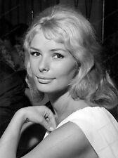 8x10 Print Vivi Bach Danish Film Actress #VVB