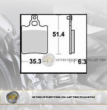 FANTIC MOTOR RC CABALLERO 50 VON 1990 BIS 1993 HINTERE BREMSBELÄGE BREMSKLÖTZE B